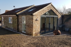 GARAGE CONVERSION AND SINGLE STOREY EXTENSION