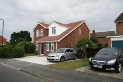 Single Storey Rear Extension with Front Dormer