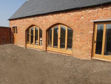 Barn Conversion in West Bromwich