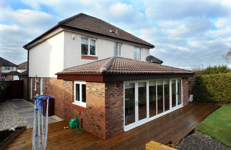 CK Architectural Birmingham - Single Storey Extension in West Midlands