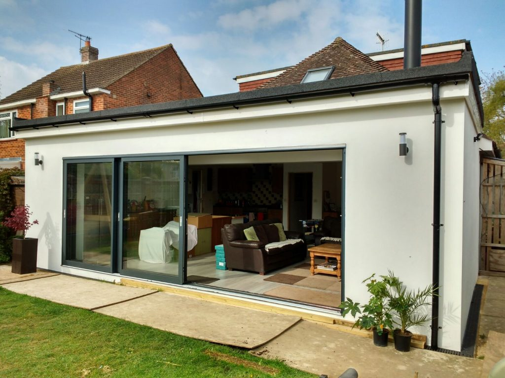 Single storey extension drawings in West Bromwich