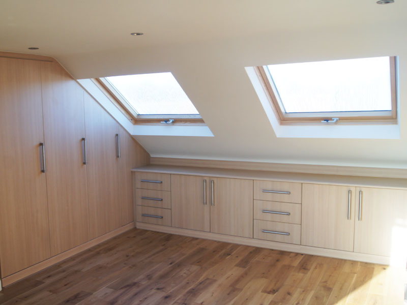 Loft Conversions Architectural Design Services In Birmingham