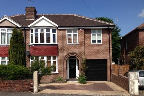 Double side extension in Birmingham