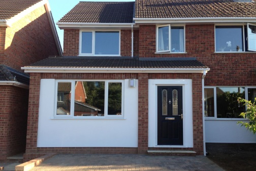 double storey extension design, planning and building regulations in Birmingham and surrounding areas